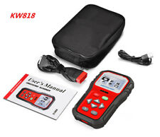 KW818 OBDII / EOBD Function Scan Tool Car Diagnostic Code Reader 2018 Universal