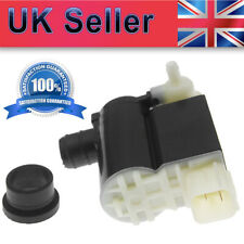 For Hyundai Accent Kia Picanto Windscreen Washer Pump Front & Rear Twin Outlet