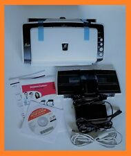 Fujitsu fi-6130 ADF Pass-Through Duplex Color Scanner Setup DVD