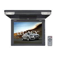 Legacy LMR17.1 15.1 Inch TFT Car/Truck Flip Down Roof Mount Video Monitor w/ IR