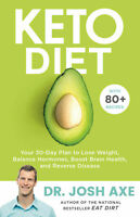 Keto Diet: Your 30 Day Plan to Lose Weight by Dr. Josh (English Digital Book)