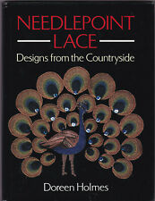 NEEDLEPOINT LACE DESIGN S FROM THE COUNTRYSIDE  LACE BOOK