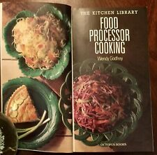 KENWOOD : FOOD PROCESSOR COOKING : {Kitchen Library}: 1992 Reprint : Illustrated