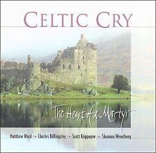 ~COVER ART MISSING~ Matthew Ward, Scott Krippayne, C CD Celtic Cry:The Heart of