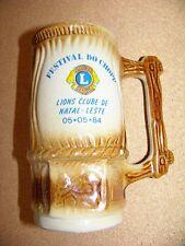 Festival Do Chopp Lions Clube de Natal - Leste coffee mug cup Club Volkswagon