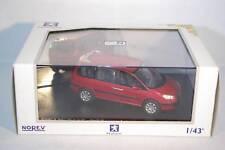 NOREV PEUGEOT 807 ROUGE METALLIC MAROON MINT BOXED