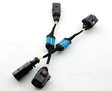 Für VW Polo 6R LED Kennzeichen Kennzeichenleuchten Adapter Kabel
