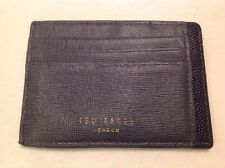 Ted Baker Men's Coin Wallets with Credit Card