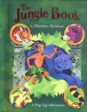 The Jungle Book : A Pop-Up Adventure by Matthew Reinhart (2006, Novelty Book)