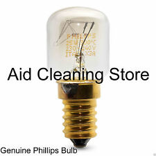 GENUINE PHILIPS 25W E14 SES Oven Cooker Lamp Light Bulb 300oC A06760