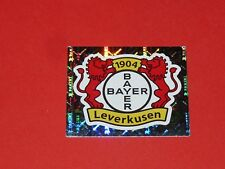 306 WAPPEN BADGE BAYER LEVERKUSEN PANINI FUSSBALL 2007-2008 BUNDESLIGA FOOTBALL