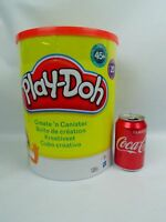 Sealed Play-Doh Create N Canister 45 Accessories 20 Tubs Of Play-Doh Great Gift