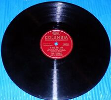 Cab Calloway - The Honeydripper & If This Isn't Love / Columbia 78