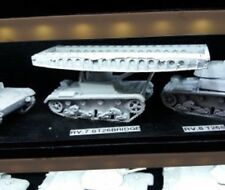 Friend or Foe RV07 1/72 Diecast WWII Russian ST-26 Bridge Layer Tank