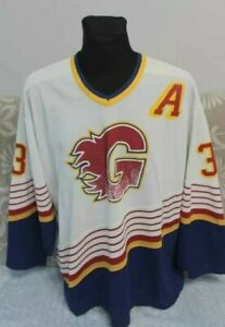 Extremely rare Barcley Pearce jersey Guildford Flames 98/99 Season XL/XXL VG/EX
