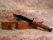U.S. FIGHTING & UTILITY KNIFE  ( REPRO ) IN NEW COND.....