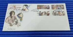 1994 Singapore First Day Cover Singapore Festival of the Arts Stamp Issue