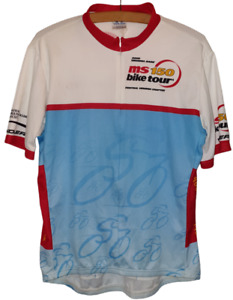 Voler Men's Cycling Jersey Short Sleeve Size XL 2005 Virginia Dare MS Tour