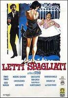 Letti Sbagliati DVD Nuovo Sigillato Franco Ciccio Raimondo Vianello STENO