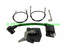 NEW IGNITION COIL MODULE TWO PACK FITS CHINESE CHAINSAW 6200 62CC
