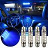 4x 42mm Soffitte Sofitte 8 LED Innenraumbeleuchtung Kennzeichenbeleuchtung  U