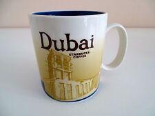 NEW 16oz Starbucks Coffee Mug Global Idol City Dubai Collector Series Mugs Cup