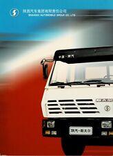 Shaanqi Sitaier (STEYR) SX1192-SX1322 truck_made in China_2003 Prospekt Brochure