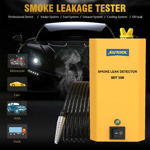 KFZ Rauchmaschine Lecksuchgerät Rauchtester EVAP Kraftstoff Rohre Diagnosegerät