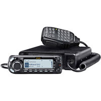 Icom ID-4100A VHF/UHF Dual Band D-STAR Mobile Transceiver with MARS/CAP Mod