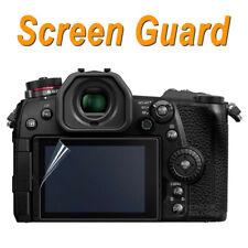 4x LCD Screen Protector Film for Panasonic G9 GX9 GX7II TZ200 TZ220 TX2 GF10