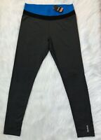 Reebok Leggings Sz M Reebok Yoga Running Leggings Compression CrossFit MSRP $60