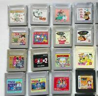 JUEGOS GAME BOY CLASICA JP JPN JAPAN GAMEBOY COLOR GB GBC. ENVIO GRATIS A ESPAÑA