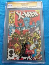 X-Men Annual #10 - Marvel - CGC SS 9.2 - Signed by Art Adams, Ann Nocenti