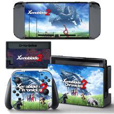 Ci-Yu-Online [NS] Xenoblade Chronicles 2 VINYL SKIN STICKER for Nintendo Switch