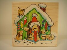 Penny Black Wood Stamp - Best Time of The Year