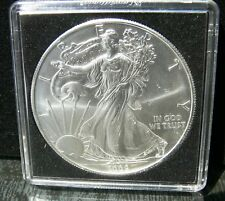 1 Silber Dollar USA  American Eagle 2009 in Kapsel