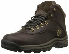 Timberland Mens white ledge Leather Round Toe Ankle Safety, Brown, Size 13.0 keb