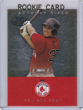 ANTHONY RIZZO ROOKIE CARD 2007 Pro Debut GCL RED SOX RC Baseball CHICAGO CUBS!