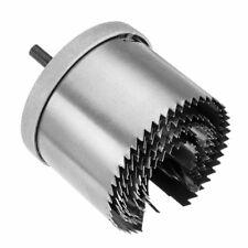 Drillpro 7pcs 26mm-63mm Bi-metal Hole Saw Cutter Metal Passette Woodworking Dril