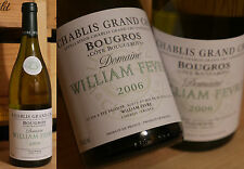 2006er Chablis bougros-Cote bouguerots-Grand Cru-William Fevre-TOP ***