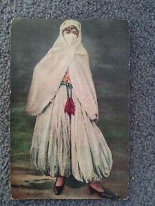 Alger Mauresque Native Woman Costume.