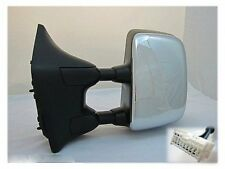 Replacement Door Mirror for 04-13 Nissan Titan (Driver Side) NI1320204