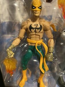Marvel Legends Amazon Exclusive Iron Fist Danny Rand ONLY from Defenders 4 Pack