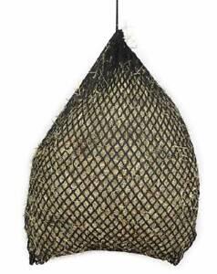 Shires Soft Mesh Haylage Net Black