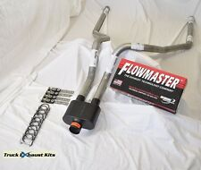 "Ford F150 F250 07-15 Truck 2.5"" Mandrel Dual exhaust Super 10  Flowmaster"