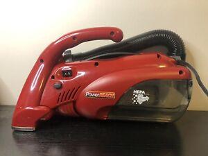 Royal Dirt Devil 08245 HEPA Power Reach Handheld Vacuum