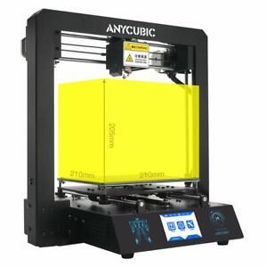 Gebraucht Anycubic i3 Mega 3D Drucker Upgrade Große Druckgröße 3.5 Zoll TFT