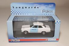 * VANGUARDS VA09502 FORD ESCORT MKI MK1 PANDA SUFFOLK POLICE MINT BOXED
