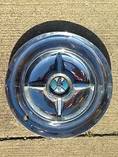 "1956 Dodge Royal Lancer 14"" Hubcap Wheel Cover 56 Single Original"