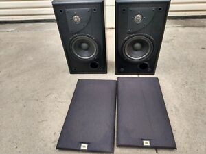 JBL LXE330 MONITOR SPEAKERS